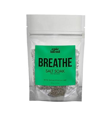 Breathe Salt Soak by Epic Blend