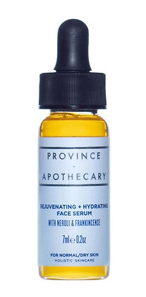 Rejuvenating & Hydrating Face Serum by Province Apothecary