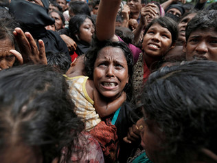 Genocide Watch Launches Timestream on Rohingya Genocide