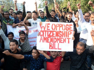 Genocide Watch Publishes Second Timestream on India's Muslims in Assam