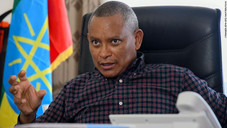 Leader of Tigray's forces accuses Ethiopian and Eritrean governments of genocide