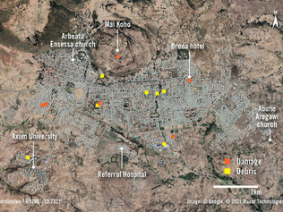Eritrean troops' massacre of hundreds of Axum civilians may amount to crime against humanity