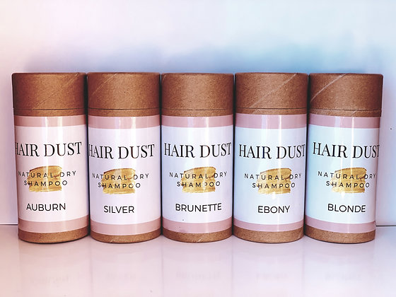 Natural Dry Shampoo by Hair Dust