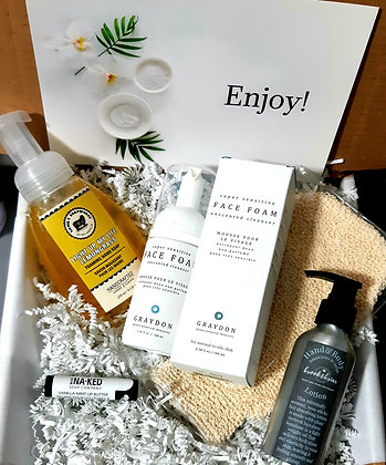 The Lather & Lotion Box