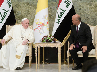 NGO Open Letter to the Holy See on the Visit of Pope Francis to Iraq