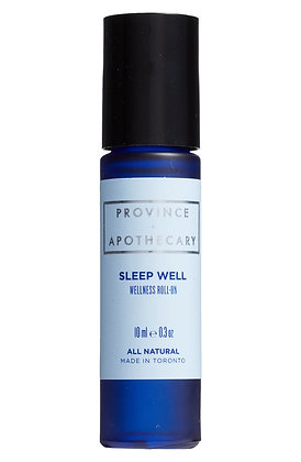 Sleep Well Wellness Roll-On by Province Apothecary