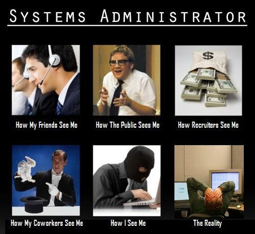 Happy SysAdmin Appreciation Day!