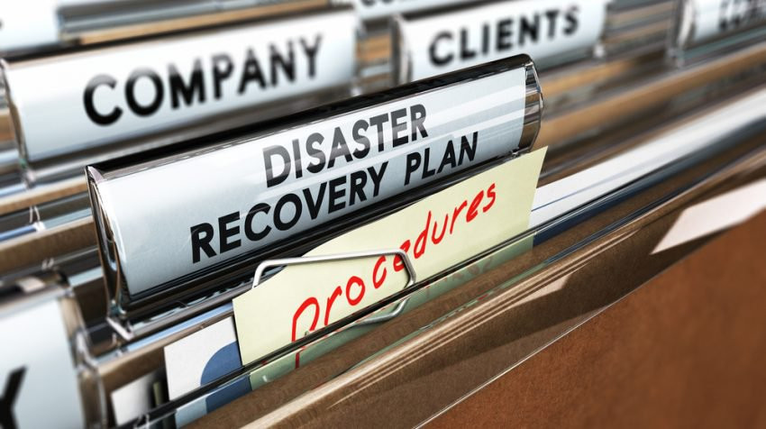 Disaster Recovery Solutions and plans are something all businesses need!