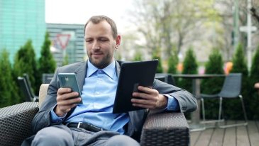 It's not uncommon to need multiple devices for business!