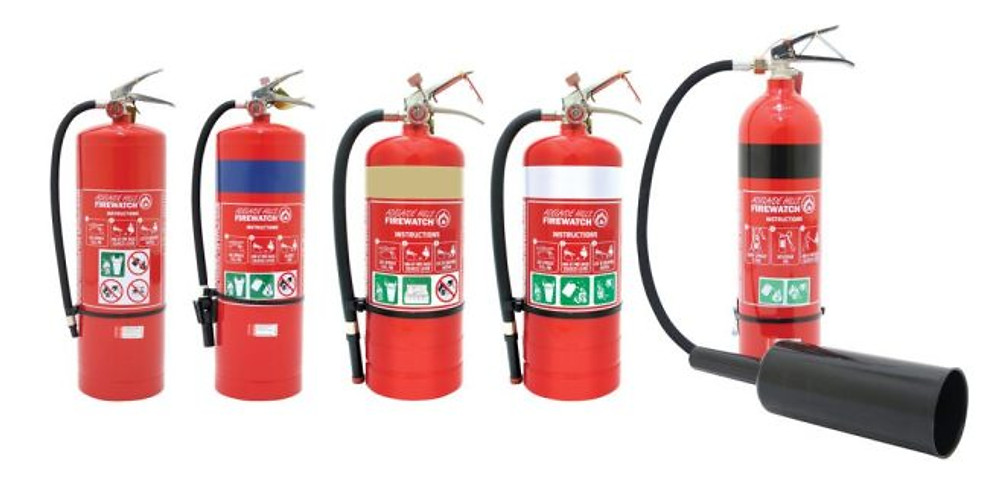 Just like fire extinguishers; backups come in different types and are best used in specific scenarios.