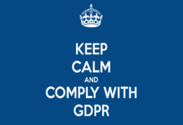 GDPR may be European directly, but it could affect us all!