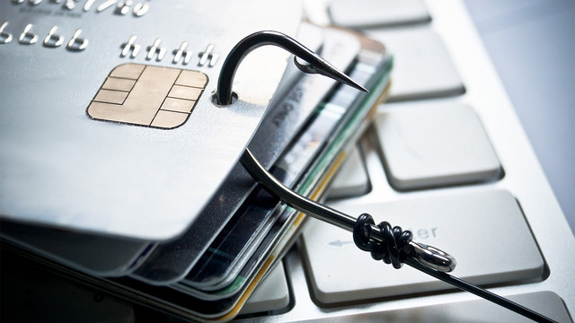 Phishing is a big threat against business data protection!