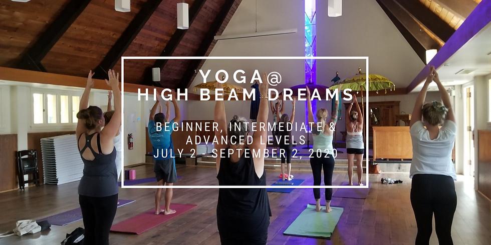 Yoga @ High Beam Dreams