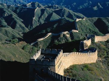 Länderinfo China - Die große Mauer