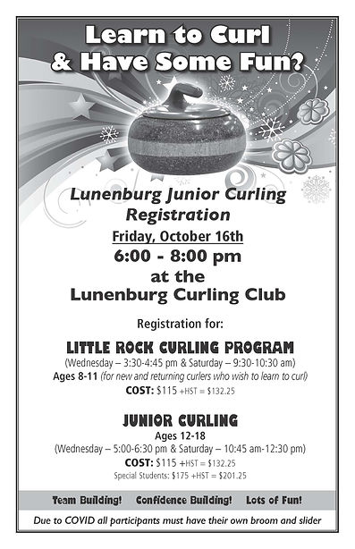 2020 Lunenburg Junior Curling Program (1