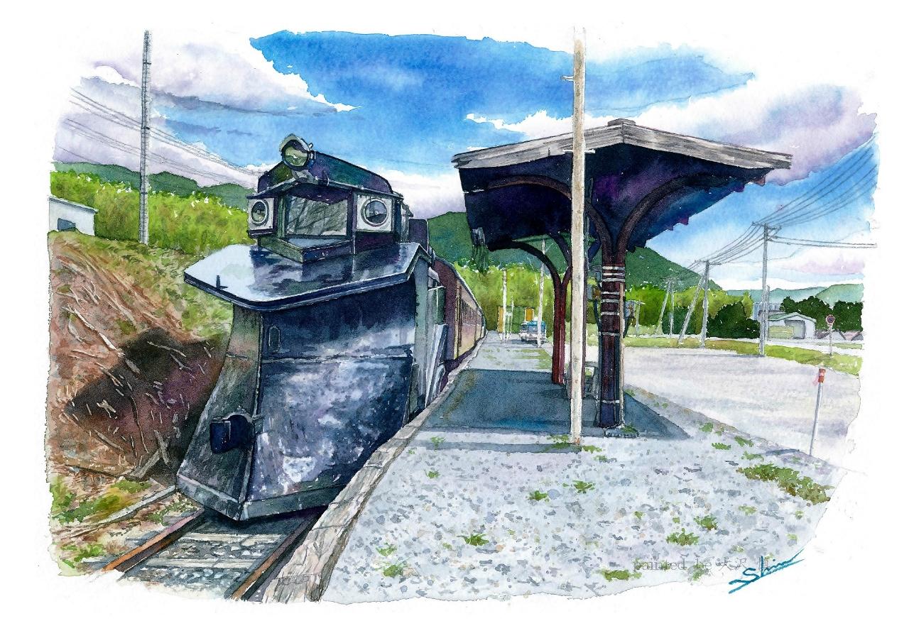 ラッセル機関車