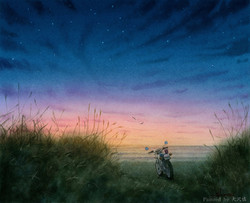 遠い日(エルシノア125)