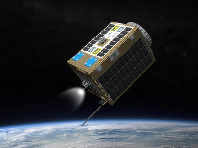 Benchmark and Starfish Space Team to Enable Precision On-Orbit Services