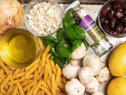 Easy Pantry Pasta Meal