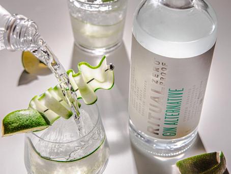 Cucumber Gin Mocktail