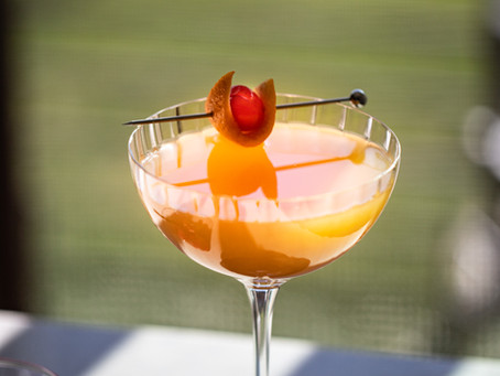 Amaretto Whiskey Cocktail