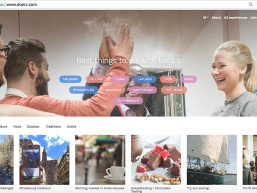 The story of a Turku based startup called Doerz