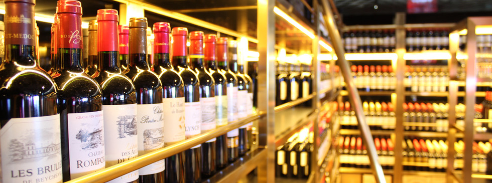 200+ red wines