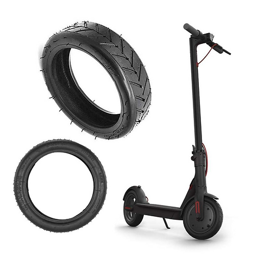 Xiaomi Electric Scooter Tyre 8 1/2 Replacement Wheels Outer Tyre and Tube