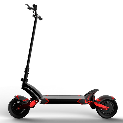 LIFTY T10 ELECTRIC SCOOTER - DUAL MOTOR - DUAL SUSPENSION