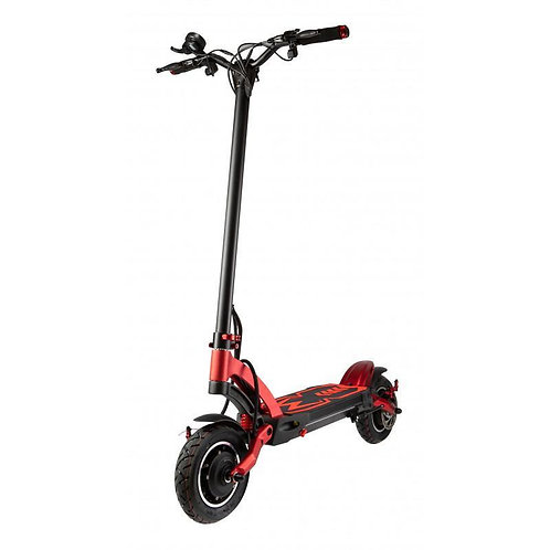 KAABO MANTIS - ELECTRIC SCOOTER - DUAL MOTOR - DUAL SUSPENSION