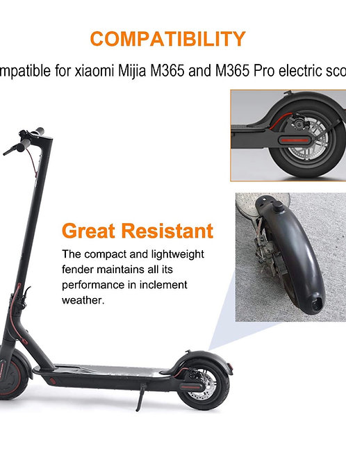 Xiaomi mi scooter rear fender (scooter not included)