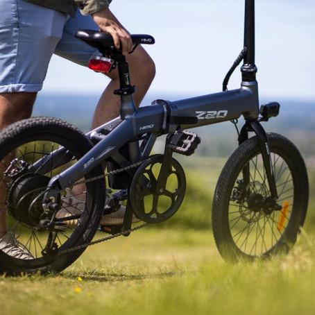 The new Xiaomi Himo Z20 Folding Electric Bike
