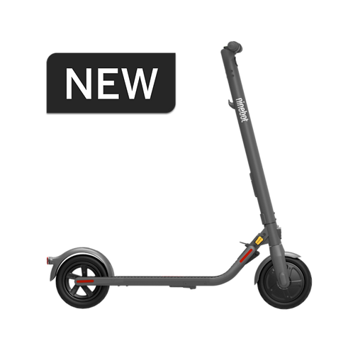 Ninebot Kickscooter E22E upgradeable add on battery option