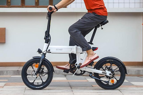 Foldable Electric Bike Lifty Himo z16