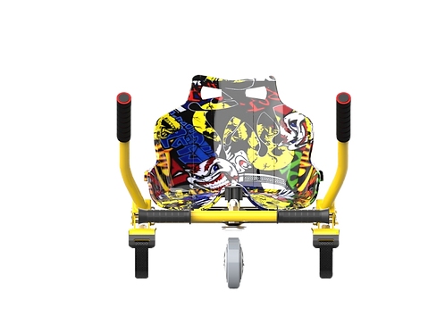 Hoverboard GoKart Kit Only (hoverboard not included)