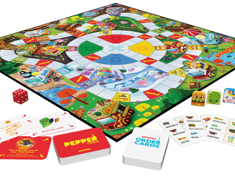 Apparooz Board Game