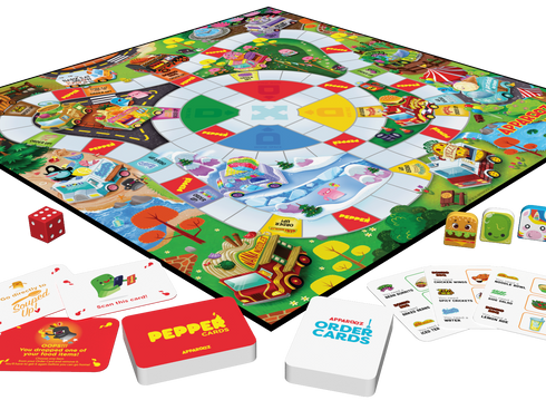 Apparooz Board Game