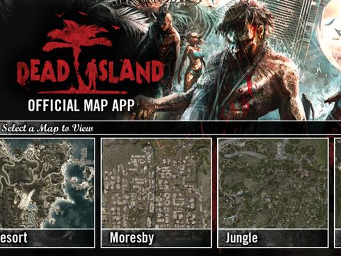 Dead Island Official Map App