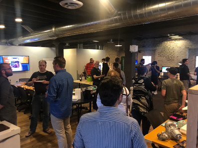 PLOW Meetup Event AR Tech