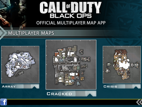 Call of Duty Black-Ops Strategy App