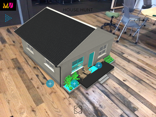 Augmented House