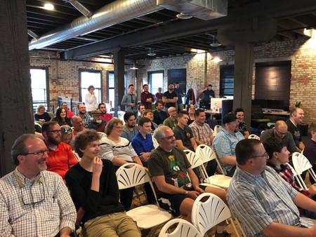 PLOW Meetup Event