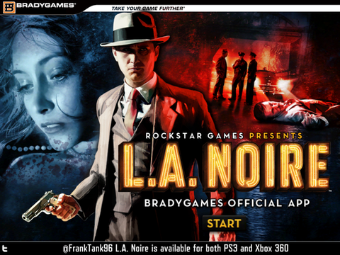 L.A. Noire Map Strategy App