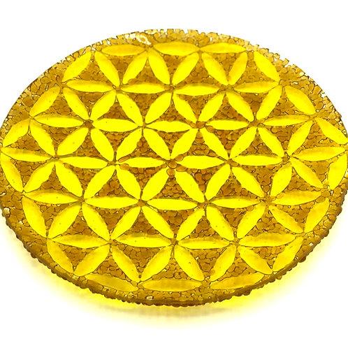 Flower of Life Platter