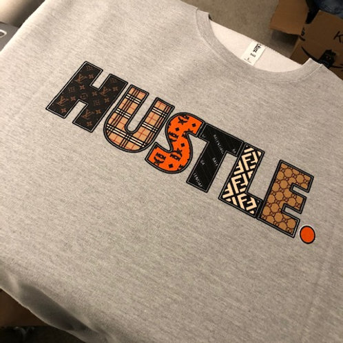 Hustle CrewNeck