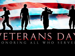 Celebrate Veterans Day...Support Paralyzed Vets of America
