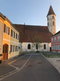 Haus-Eingang Altstadt-Apartments