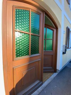 Eingang ALTSTADT-APARTMENTS Bad Radkersburg