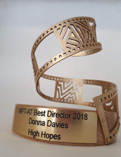 WIFT-AT  Best Director Award