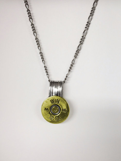 Shotgun Shell Allergy Pendants